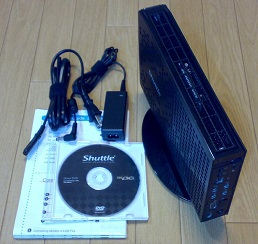 Shuttle XS35GT D510 nVIDIA ION